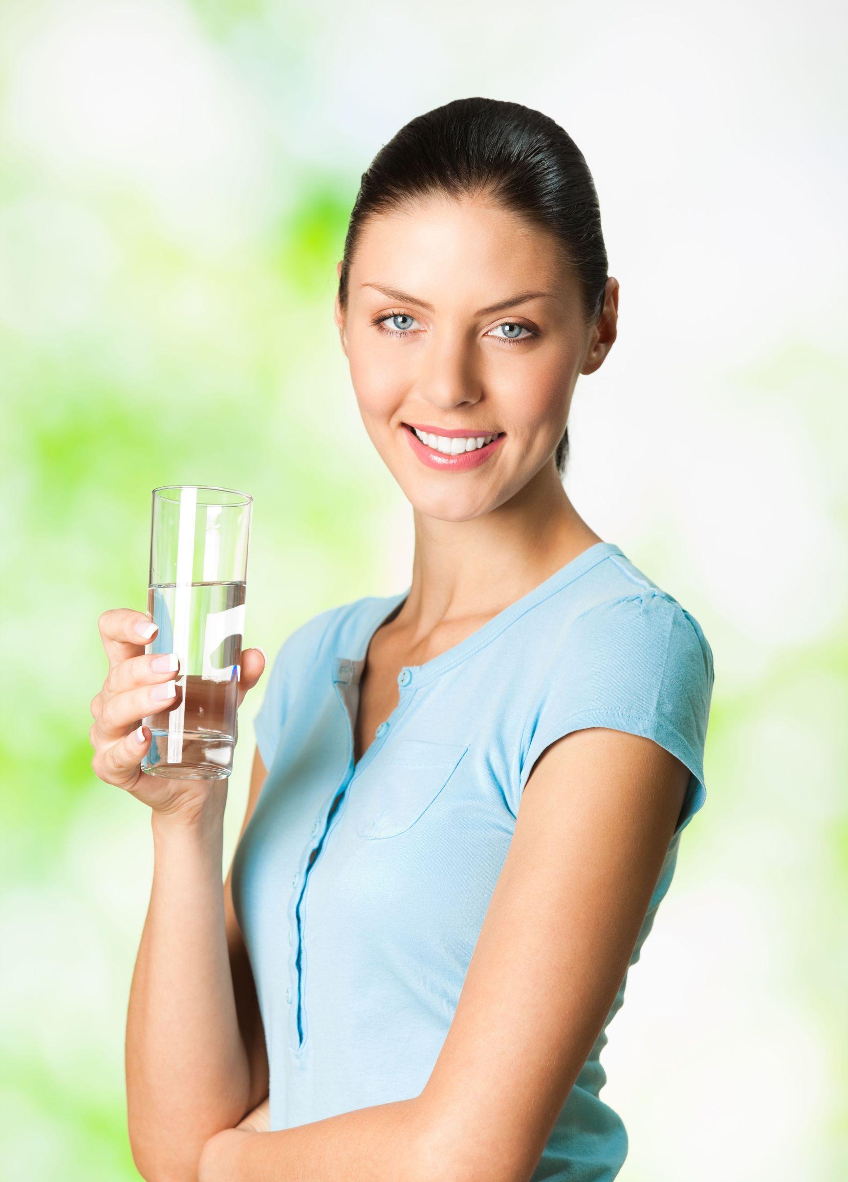 минеральная вода снижает холестерин