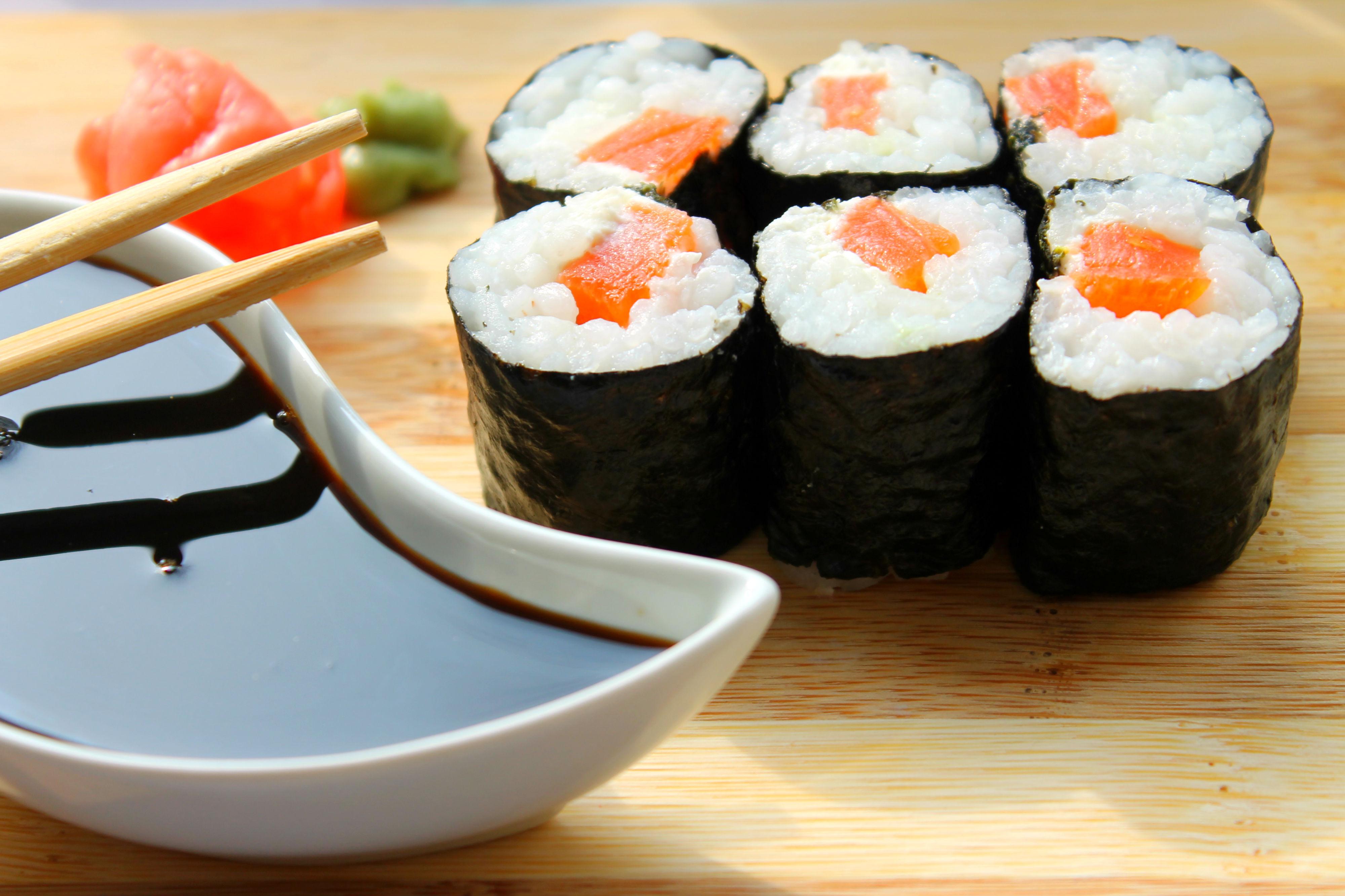 японские рецепты роллы