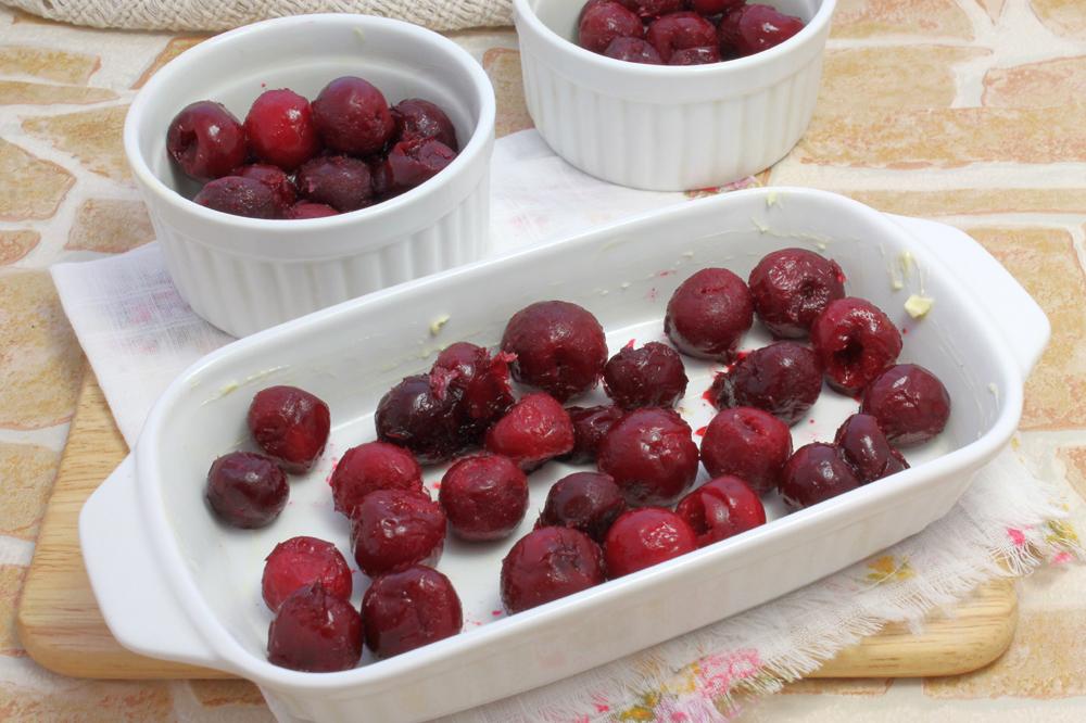 Рецепты клафути с вишней