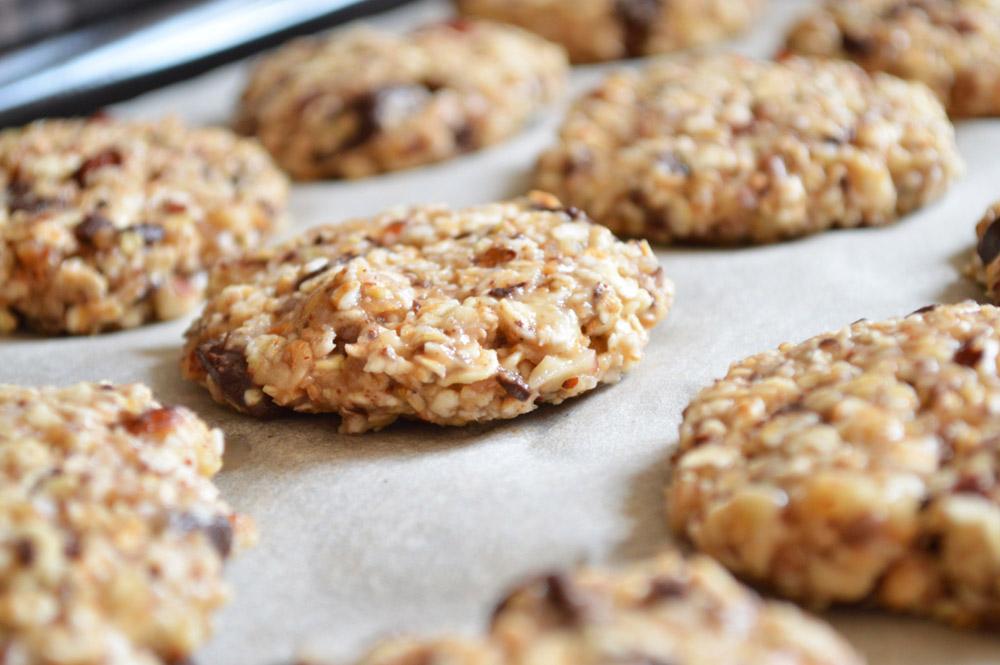 овсяное печенье рецепт пошаговый с фото