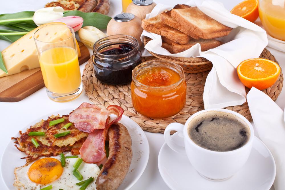 рецепты завтраков правильного питания