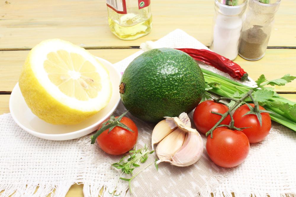 авокадо соус рецепты приготовления с фото