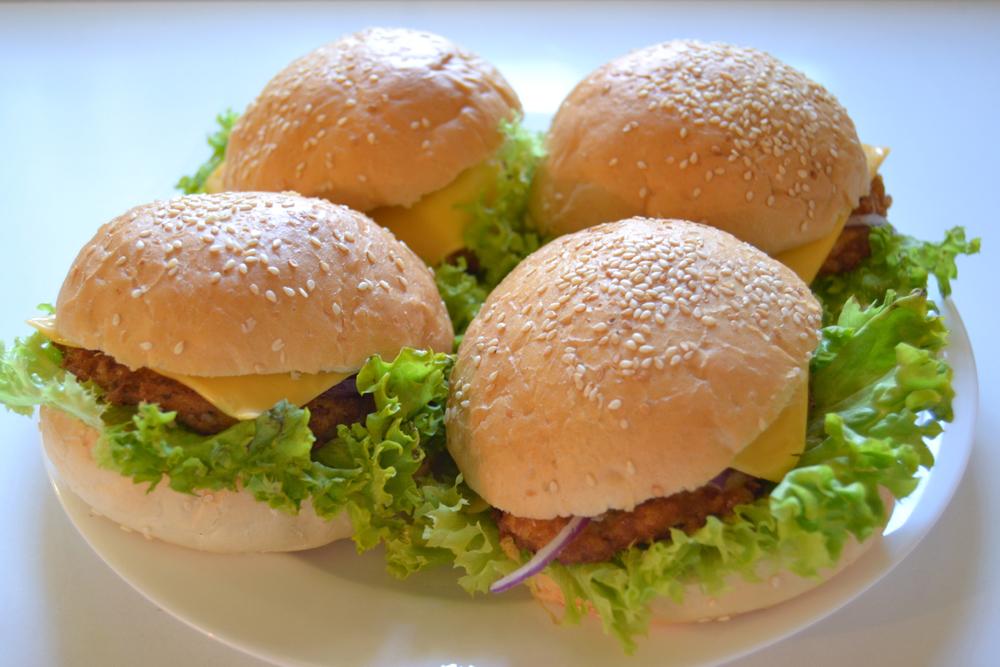 Как приготовить гамбургер в домашних условиях рецепты 164