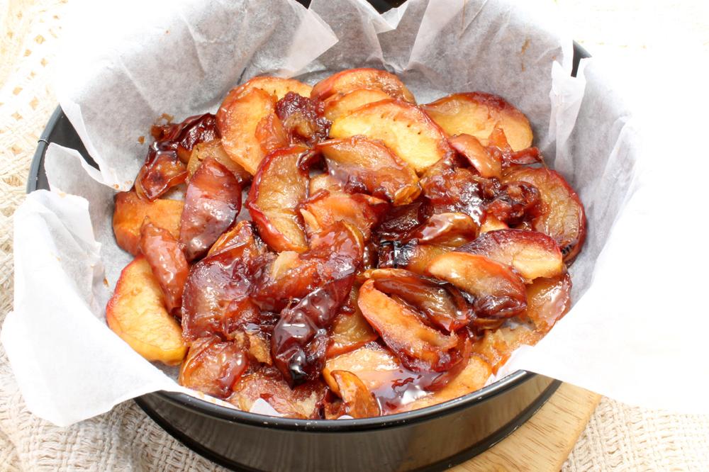 Штрудель с яблоками из дрожжевого теста рецепт пошагово в духовке 116