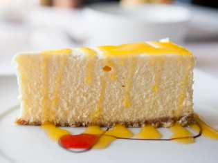 Десерт из манго «Для любимого»