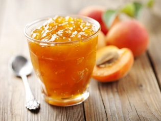 Пикантное абрикосовое варенье с имбирем