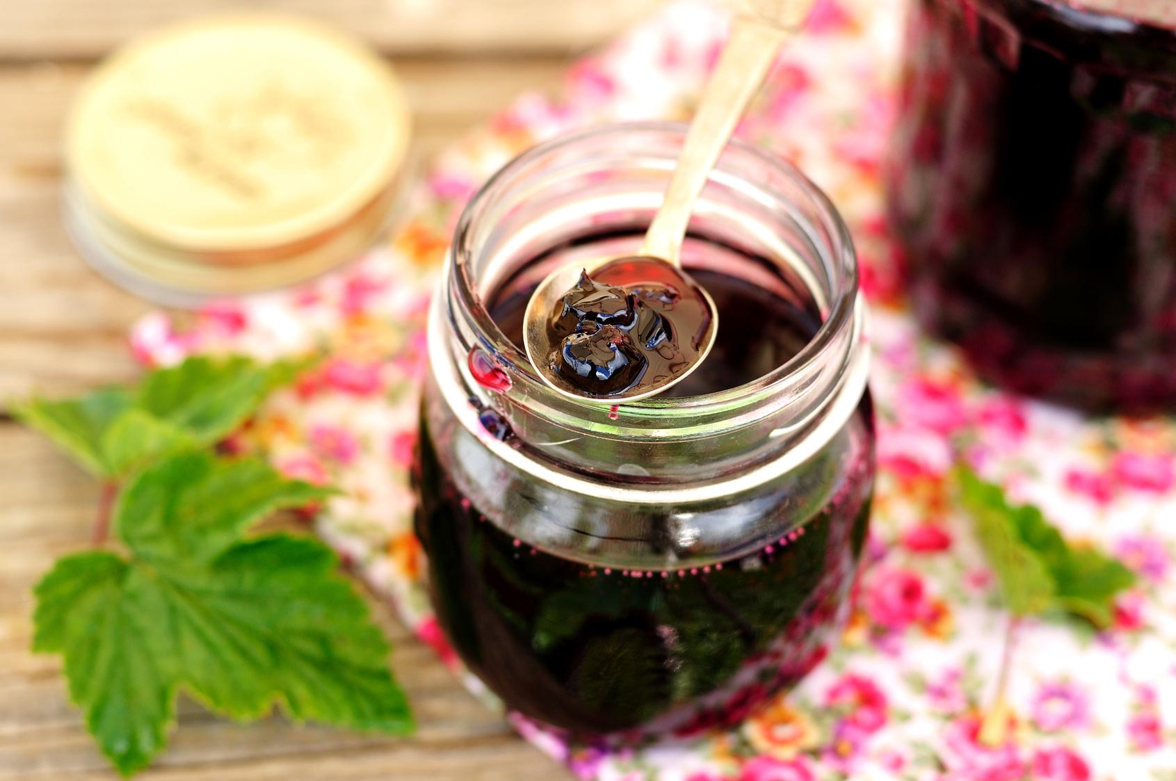 Рябина черноплодная рецепты варенья