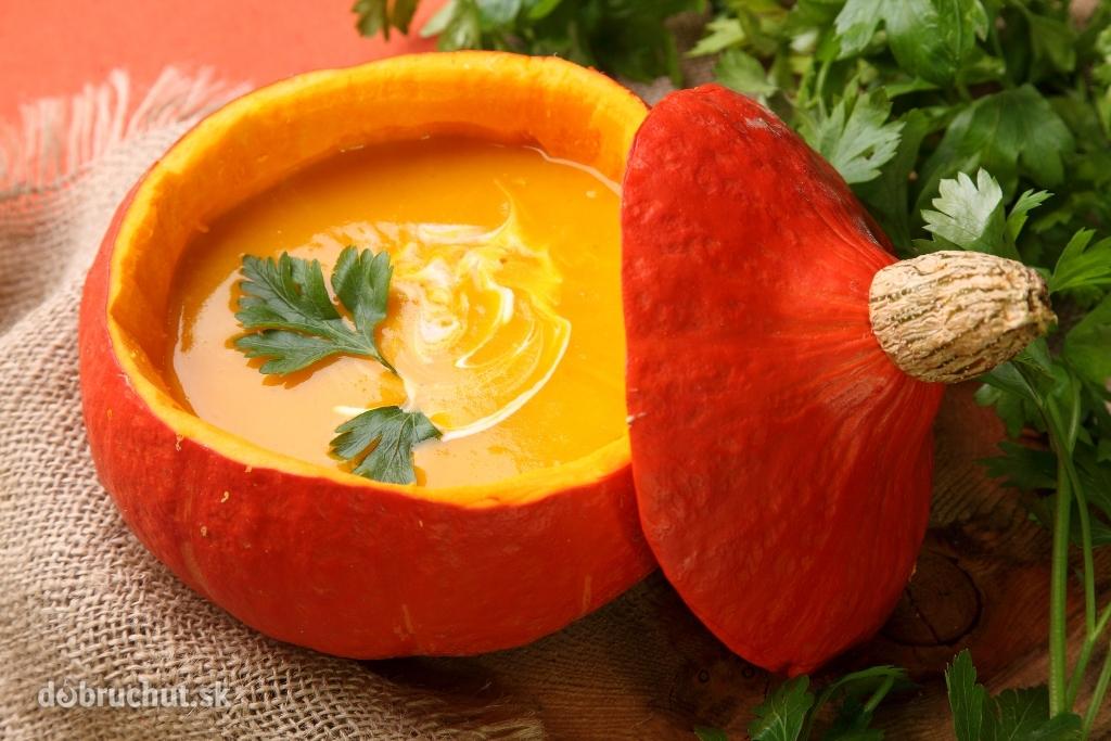 Рецепт простого супа пюре из тыквы