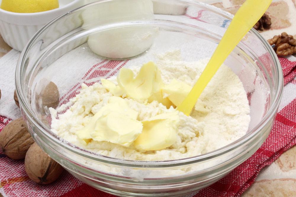 Печенье орешки пошаговое 31