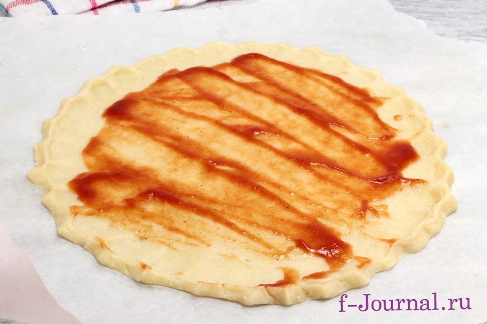 тесто для пиццы рецепт пошаговый