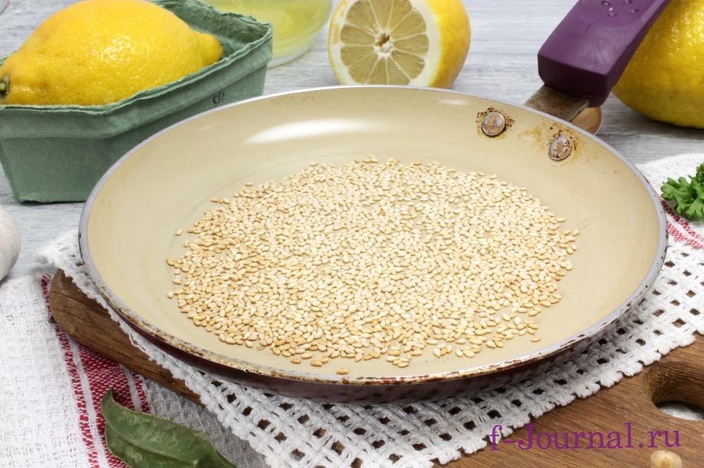 хумус с тахини рецепт приготовления