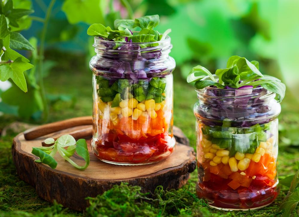 Рецепты консервированные салаты из помидора на зиму