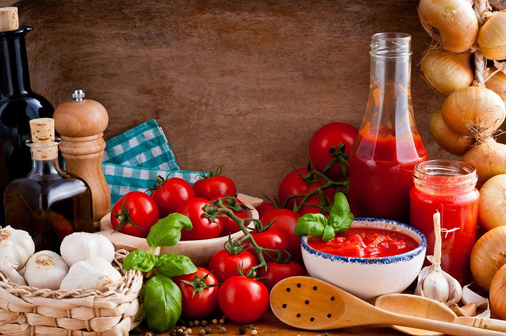Соус из помидоров для макарон рецепты