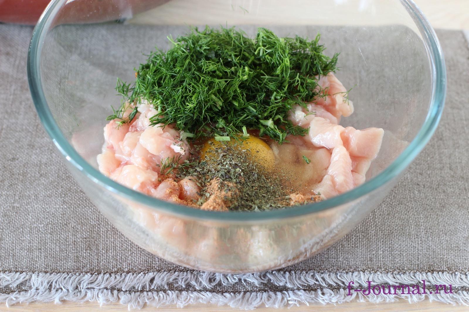 котлеты с баклажанами в духовке рецепт с фото