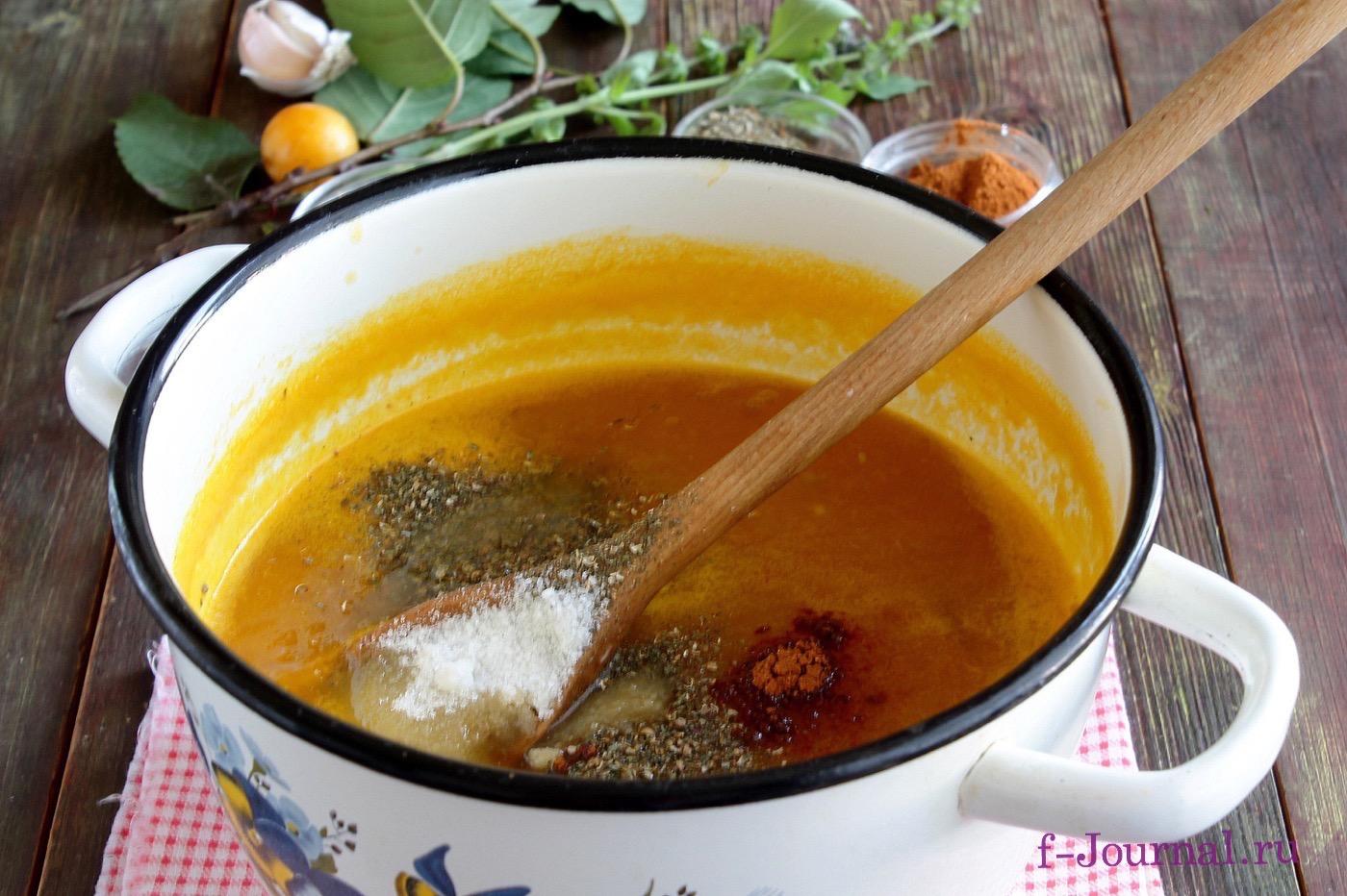Соус ткемали из алычи на зиму: пошаговый рецепт с фото