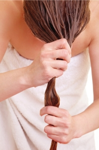 Шоколадные маски для волос