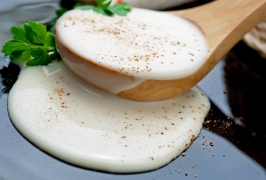 Сливочно-ореховый соус