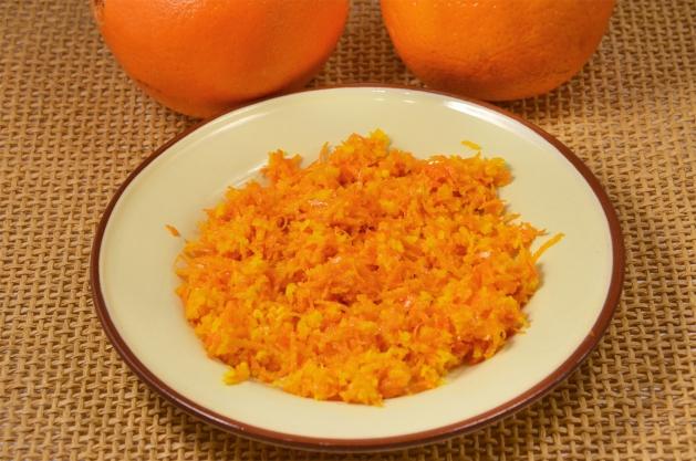 Апельсиновый кекс - 2