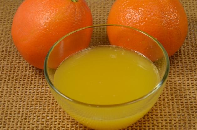 Апельсиновый кекс - 3