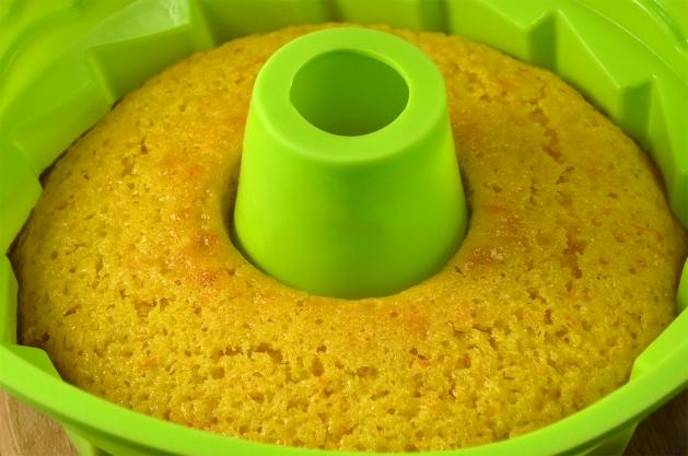 Апельсиновый кекс - 9