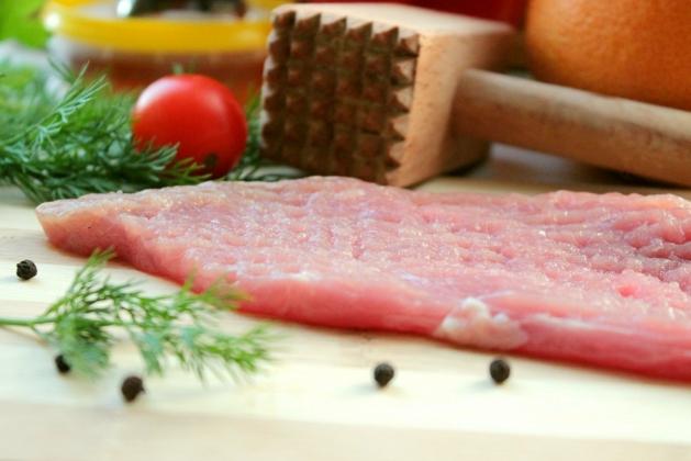 Свинина с грейпфрутом - 5