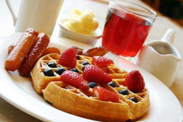 бельгийский завтрак