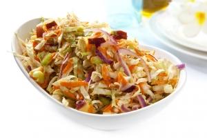 Салат из моркови по-корейски «Ежик»