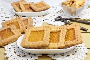 Печенье «Апельсиновое»