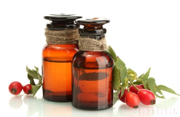 Польза и применение масла шиповника