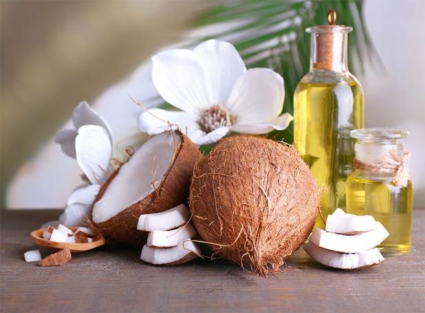 Польза и применение масла кокоса