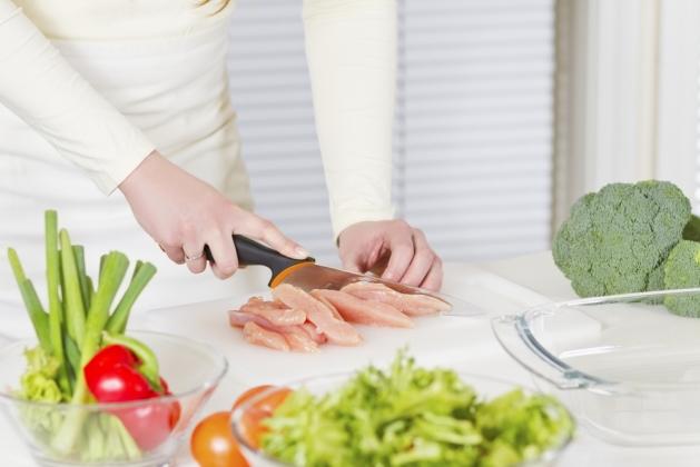 Рецепты из куриного филе