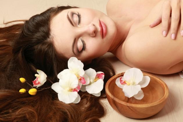 Масло орхидеи для волос