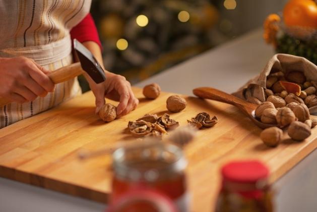Рецепты из орехов
