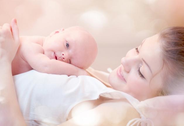 Развитие ребенка в первый месяц жизни
