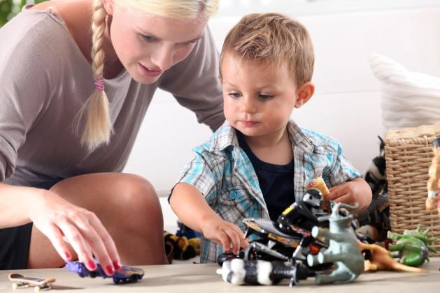Критерии выбора няни для ребенка