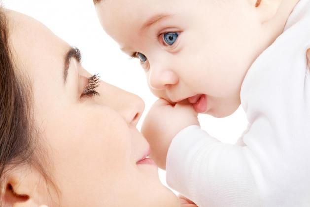 Ребенок 2 месяца