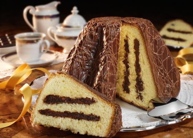 Панеттоне: миланский рождественский кекс