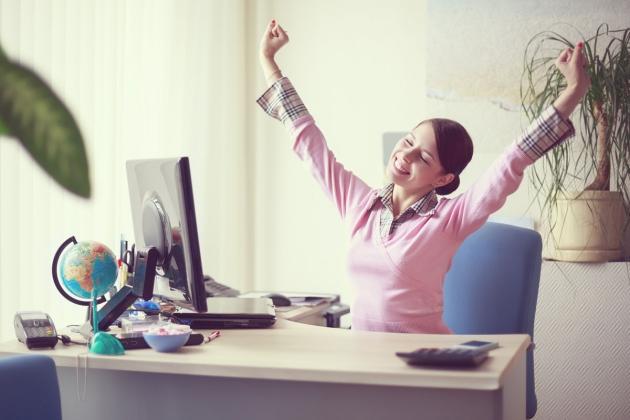 Любите себя, получайте удовольствие от работы и будьте всегда счастливы!
