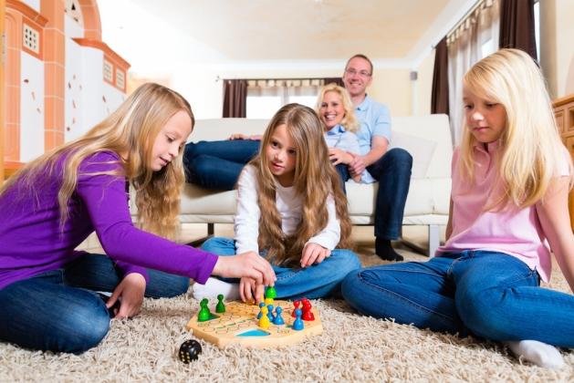 Что такое «семейная игра» и что она дает?