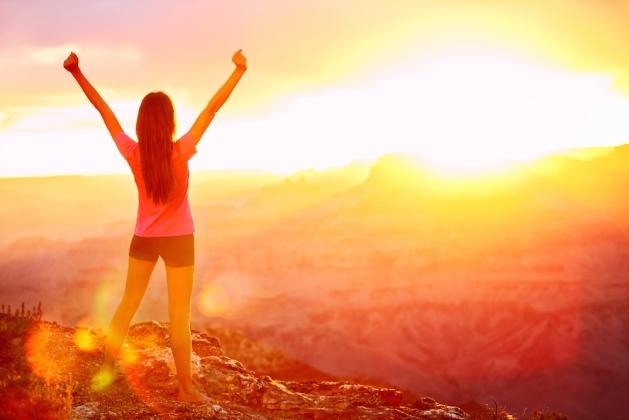 Радуйтесь жизни, замечайте хорошее и будьте всегда счастливы!