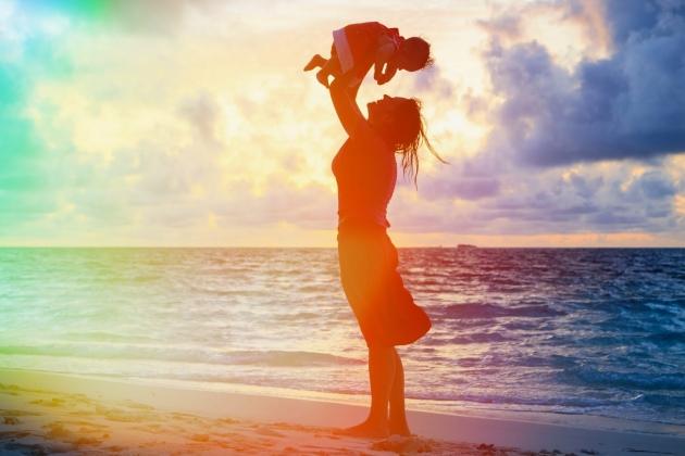 Радуйтесь общению со своим крохой, любите его и будьте счастливы!