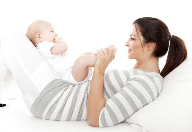 Умения ребенка на шестом месяце жизни