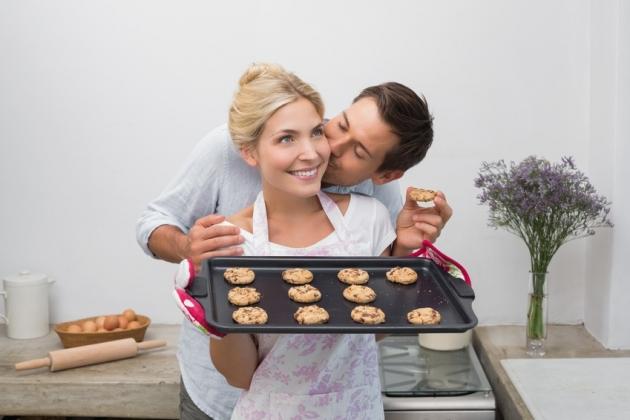 Балуйте свою семью полезной домашней выпечкой, кушайте на здоровье и будьте счастливы!