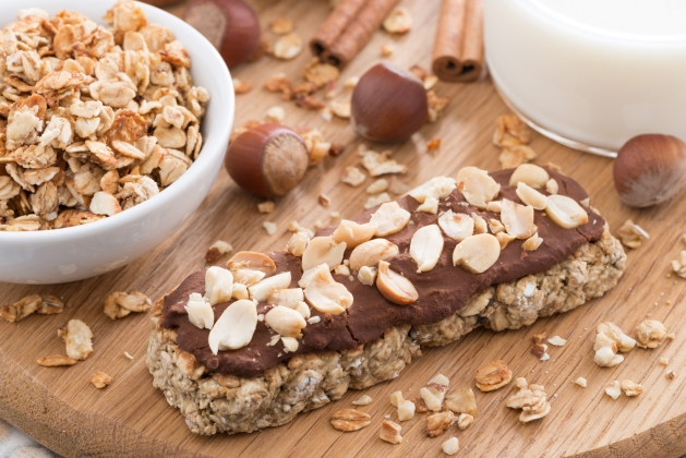Секреты вкусного овсяного печенья