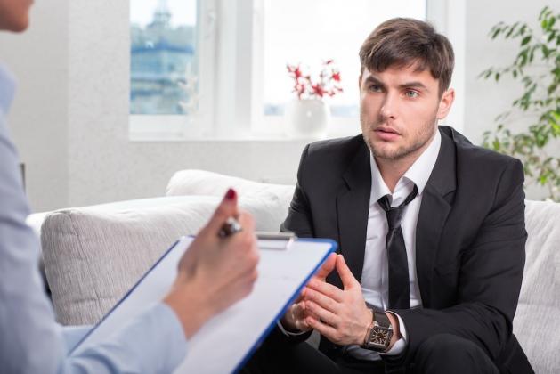 Причины перепадов настроения у мужчин