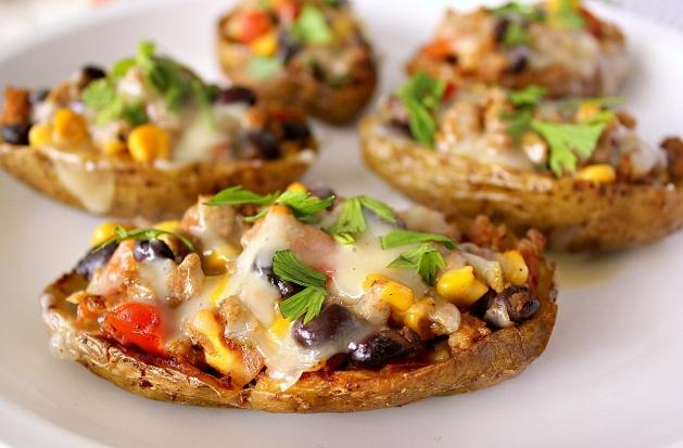 Секреты вкусного фаршированного картофеля