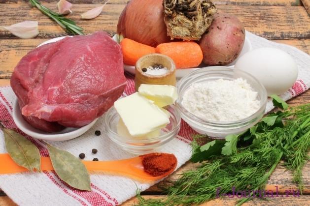 Манговый тини, пошаговый рецепт с фото