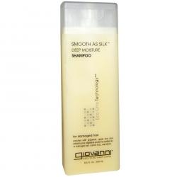 Шампунь для интенсивного увлажнения и разглаживания волос