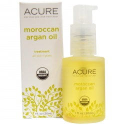 Органическое марокканское аргановое масло