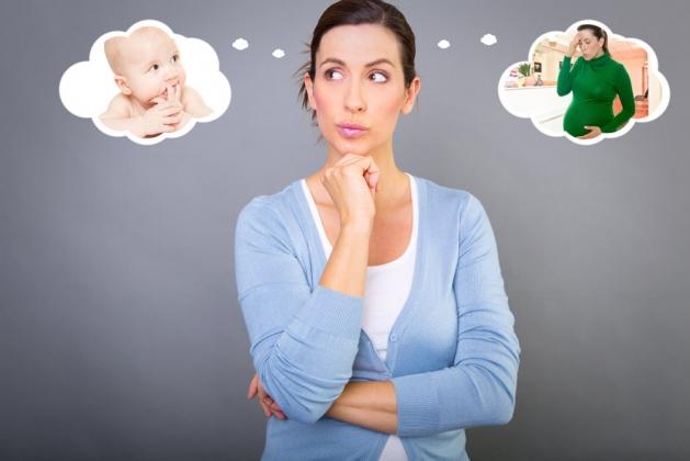Причины психологического бесплодия